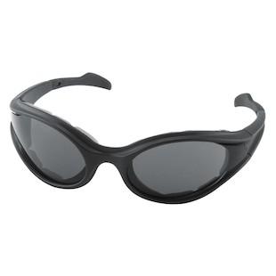 Bobster Foamerz Sunglasses (Color: Black / Lens: Smoke) 147052