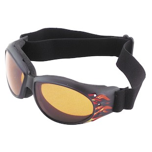 Bobster Flame Cruiser Goggles (Color: Amber) 147058