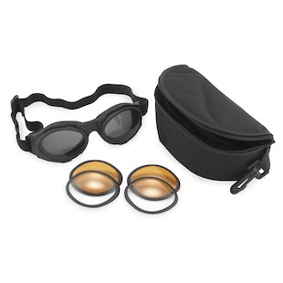 Bobster Bugeye II Goggles (Color: Black) 147084