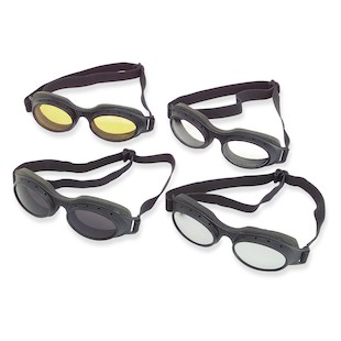 Bobster Slimline Action Goggles (Lens: Clear) 147091