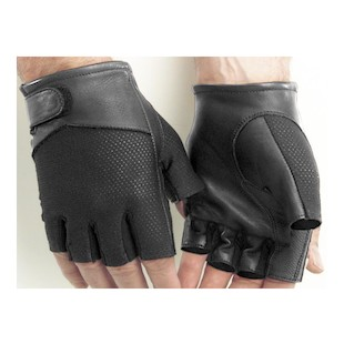 River Road Pecos Mesh Gloves (Type: Shorty / Size: LG) 141722