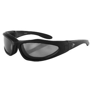 Bobster Lowrider II Convertible Sunglasses (Color: Black) 148101