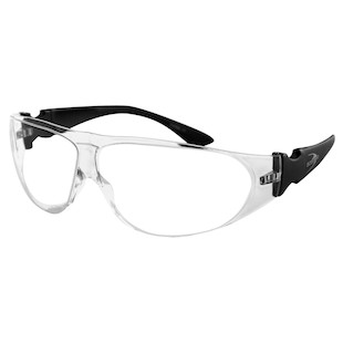 Bobster Shield I Interchangeable Sunglasses (Color: Clear) 148108