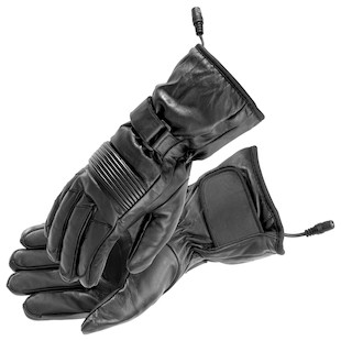 Firstgear Heated Women's Gloves (Color: Black / Size: WLG) 148663