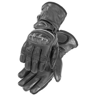 Firstgear Heated Carbon Gloves (Color: Black / Size: LG) 148666