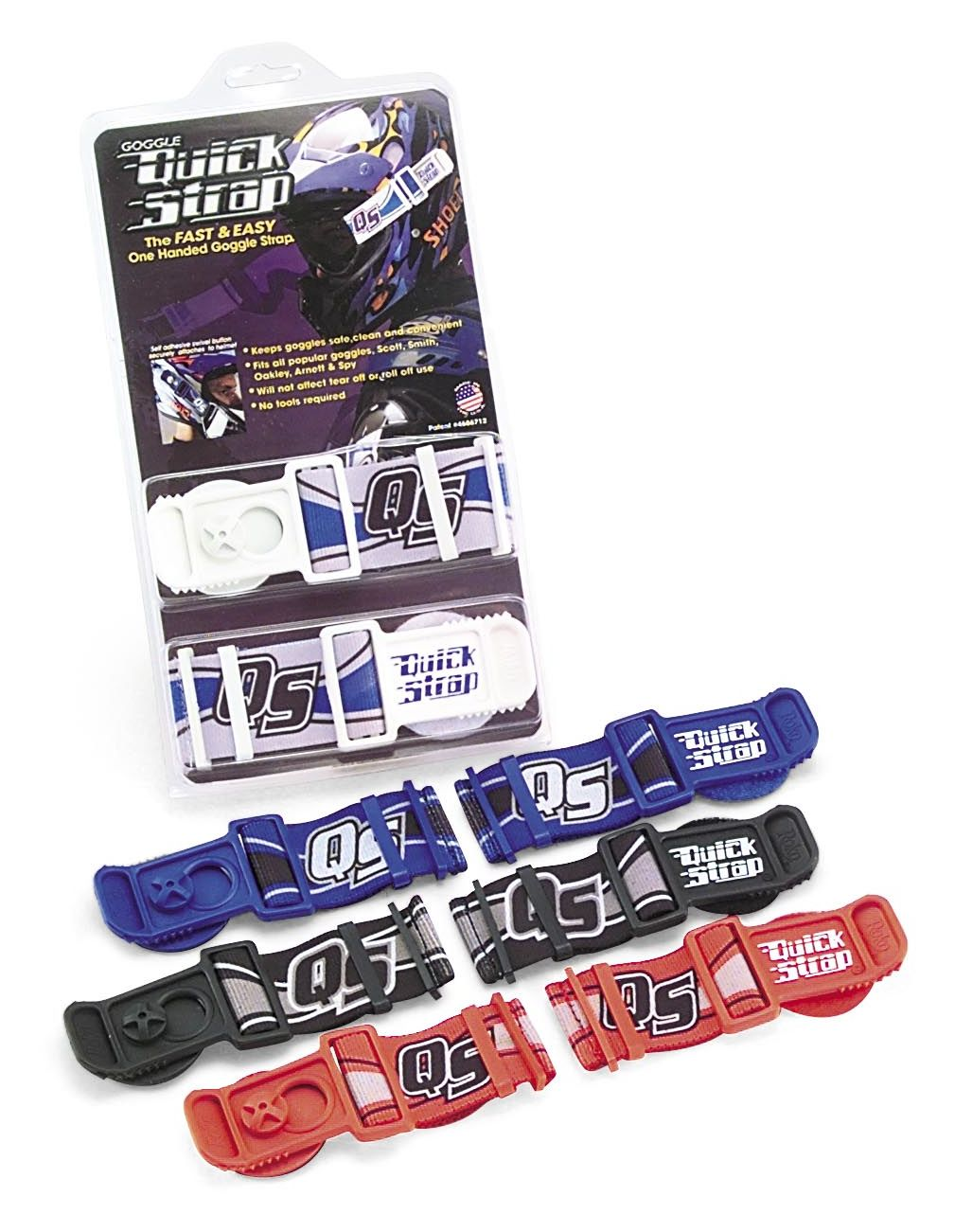 Youth Dirt Bike Boots >> ROKO Goggle Quick Strap - Cycle Gear