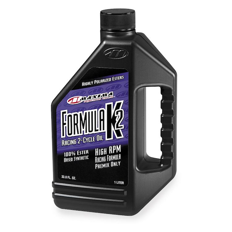 Maxima Formula K2 Engine Oil