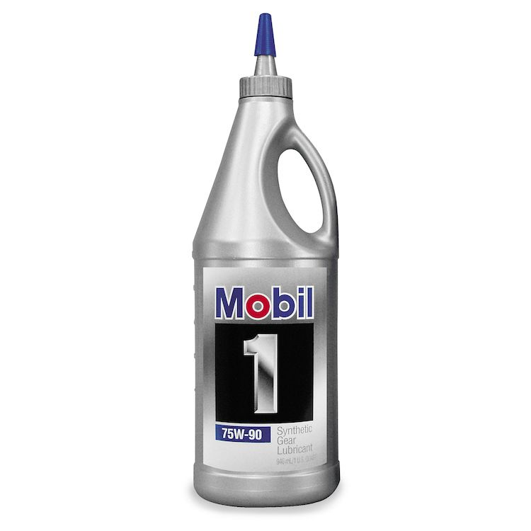 Mobil 1 Synthetic Gear Lubricant