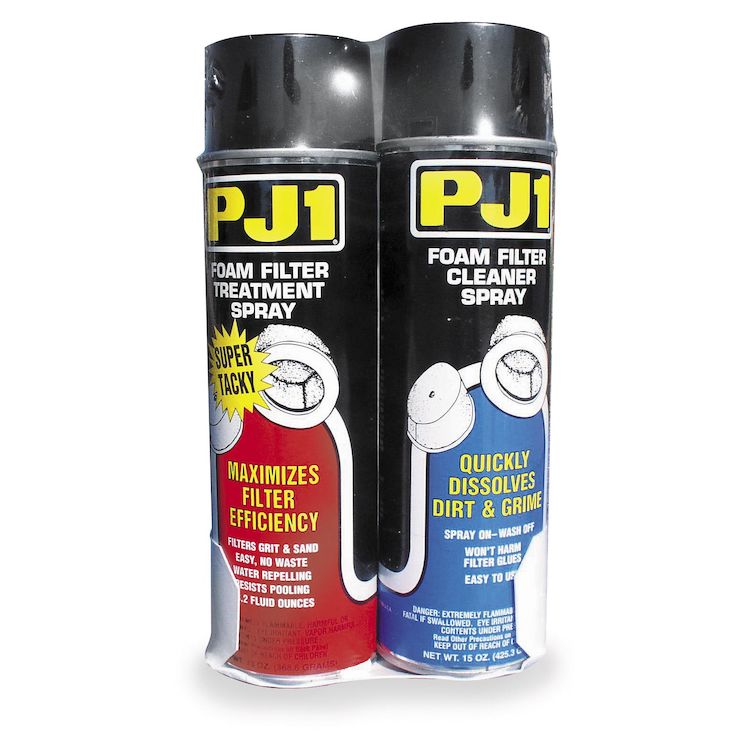 PJ1 Foam Filter Care Kit