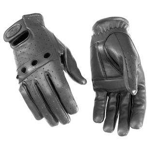 River Road Sturgis Gloves (Color: Black / Size: SM) 141477