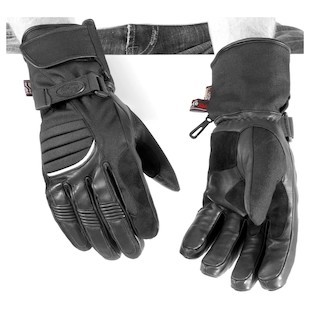 River Road Cheyenne Cold Weather Gloves (Color: Black / Size: 2XL) 141504