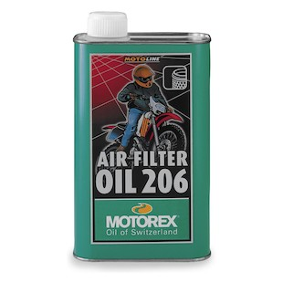 Motorex Air Filter Oil 206 (Size: 1L) 167316