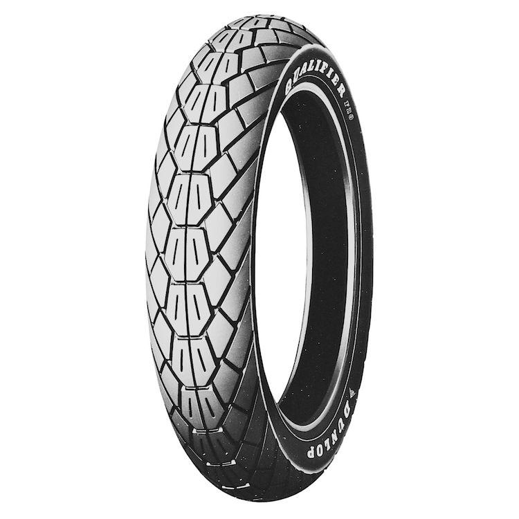 Dunlop F20 / K525 Qualifier V-Max Tires