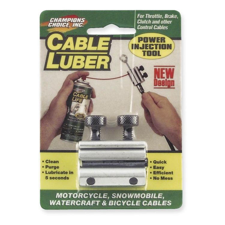 Champions Choice Cable Luber