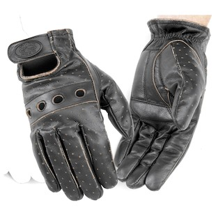 River Road Outlaw Vintage Women's Gloves (Size: W2XL) 141668