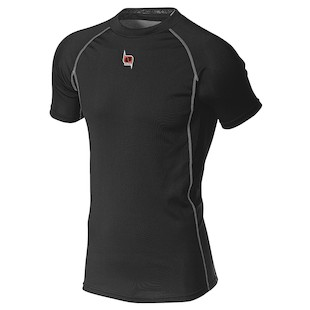 MSR Base Layer Short Sleeve (Color: Silver / Size: SM) 142798
