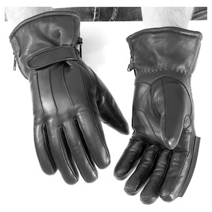 River Road Taos Cold Weather Gloves (Color: Black / Size: SM) 141506