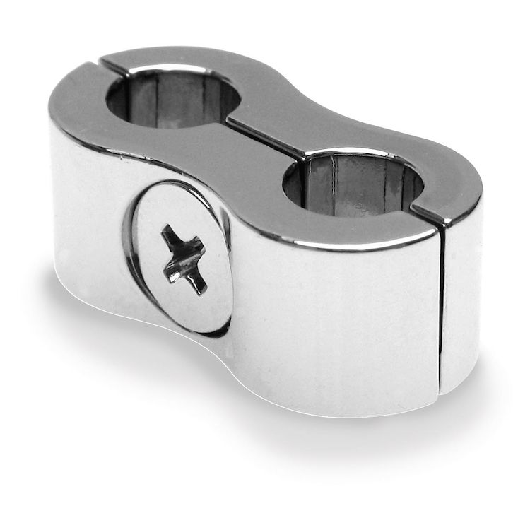Motion Pro Throttle / Idle Cable Clamp