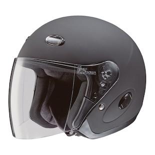 HJC CL-33 Open Face Helmet (Color: Matte Black / Size: 2XS) 287180