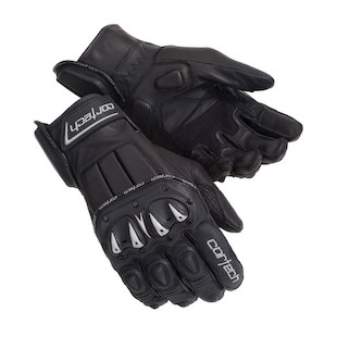 Cortech Vice Gloves (Color: Black / Size: XS) 287497