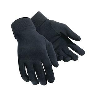 Tour Master Fleece Glove Liners (Color: Black / Size: LG/XL) 287656