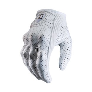 Icon Pursuit Women's Gloves (Color: White / Size: MD) 294460