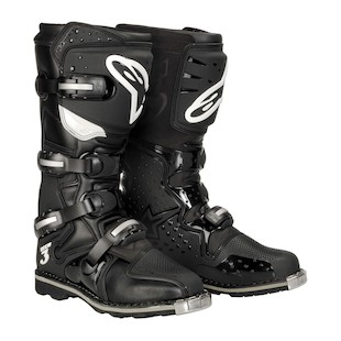 Alpinestars Tech 3 All Terrain Boots (Color: Black / Size: 16) 304869