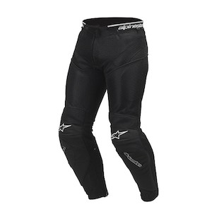 Alpinestars A-10 Air-Flo Pants (Color: Black / Size: 44) 303941
