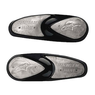 Alpinestars Replacement Magnesium Toe Slider Set 304902