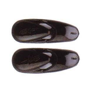 Alpinestars GPS-3 Replacement Toe Slider Set (Color: Black) 306986