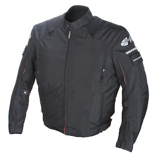 Joe Rocket Recon Military Spec Jacket (Color: Black / Size: LG) 417246