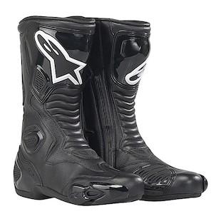 Alpinestars S-MX 5 Vented Boot (Color: Black / Size: 45) 440144
