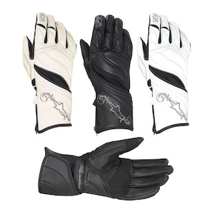 Alpinestars Stella Tyla Gloves (Color: Cream / Size: MD) 440065