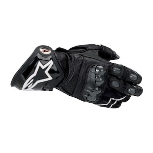 Alpinestars GP Tech Gloves - Closeout (Color: Black / Size: 2XL) 506388