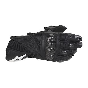 Alpinestars Stella GP Plus Gloves (Color: Black / Size: LG) 506435