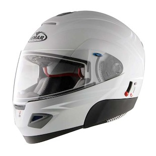 Vemar Jiano Escape Helmet (Color: Silver / Size: XL) 502808