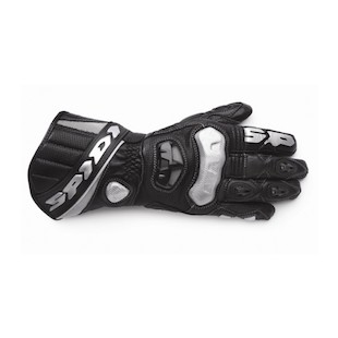 Spidi Race-Vent Gloves (Color: Black / Size: XL) 564005