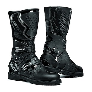 SIDI Adventure Rain Boots (Color: Black / Size: 7/40) 566233