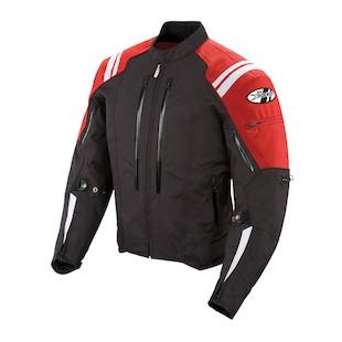 Joe Rocket Atomic 4.0 Jacket (Color: Black/Red / Size: XL) 611055