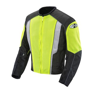 Joe Rocket Phoenix 5.0 Jacket (Color: Neon/Black / Size: XL) 611086