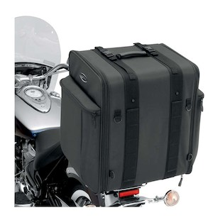Saddlemen Fastback Touring Bags (Color: Black / Size: SM) 622980