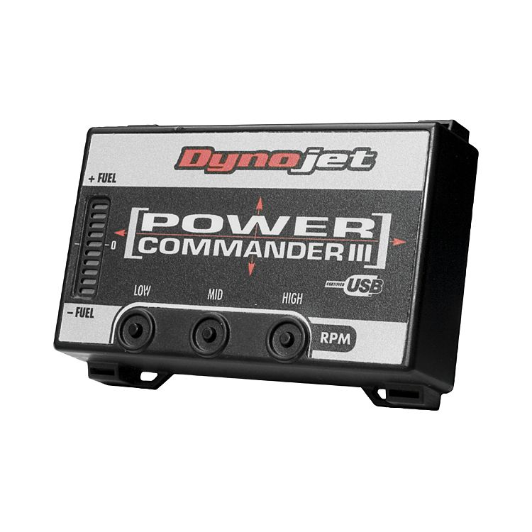 Dynojet Power Commander 3 Usb Triumph Speed Triple 1999 2004 Cycle