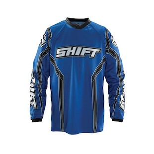 Shift Assault Jersey (Color: Blue / Size: MD)