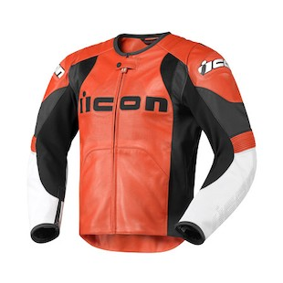 Icon Overlord Prime Jacket (Color: Orange / Size: 2XL) 722406