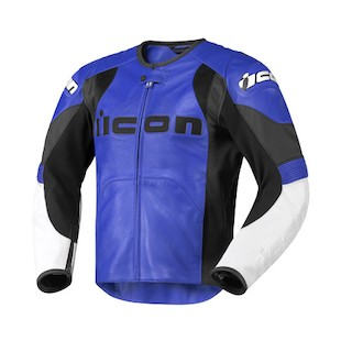 Icon Overlord Prime Jacket (Color: Blue / Size: SM) 722397