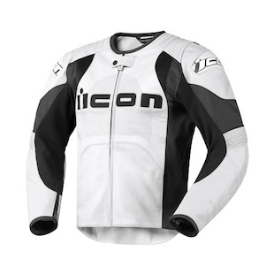 Icon Overlord Prime Jacket (Color: White / Size: SM) 722387