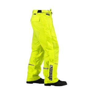 Icon Patrol Waterproof Overpants (Color: Yellow / Size: MD) 722548