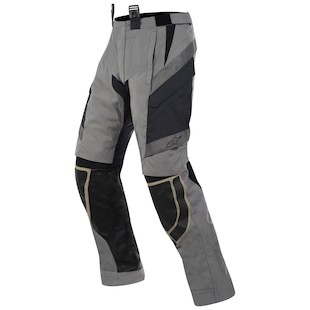 Alpinestars Durban Gore-Tex Pants (Color: Grey/Silver / Size: 60) 721873