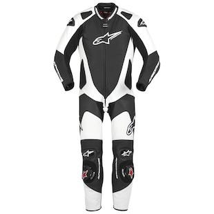 Alpinestars GP-Pro Race Suit (Color: Black/White / Size: 56) 722114