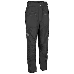 Firstgear HT Air Women's Overpants (Color: Black / Size: W10) 710037